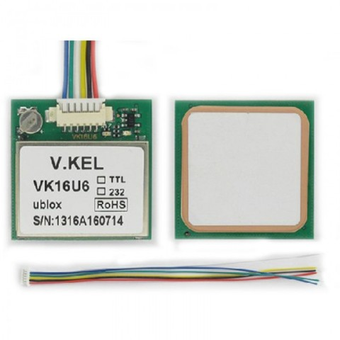 GPS VK16U6 uBlox 1