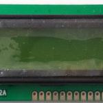 16x2 LCD Green