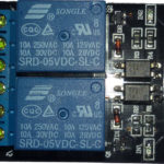 5V, 2 Channel Relay