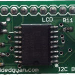 I2C to 16x2 LCD